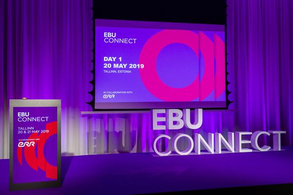 EBU Connect at Hilton Tallinn Park, Tallinn, Estonia, 20 and 21 May 2019