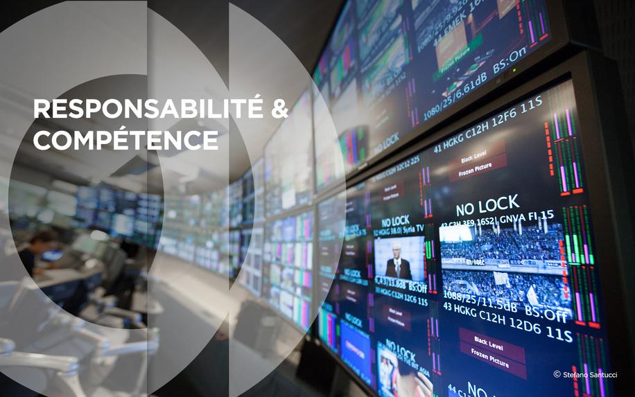 Computer Desktop background promoting EBU values
